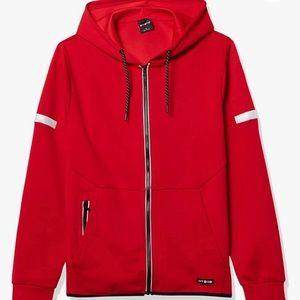 WT02 Power Fleece Fullzip Hooded Sweater Jacket